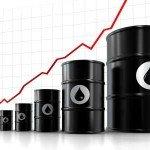 stijgende olieprijs