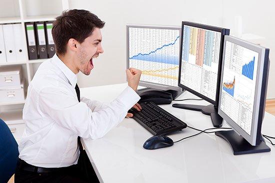 Particuliere belegger lijdt aan chronische zelfoverschatting
